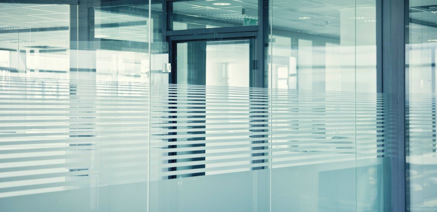 Glass Office Paritions